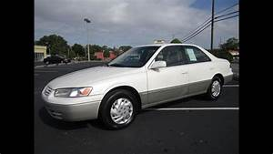 Sold 1999 Toyota Camry Le Meticulous Motors Inc Florida
