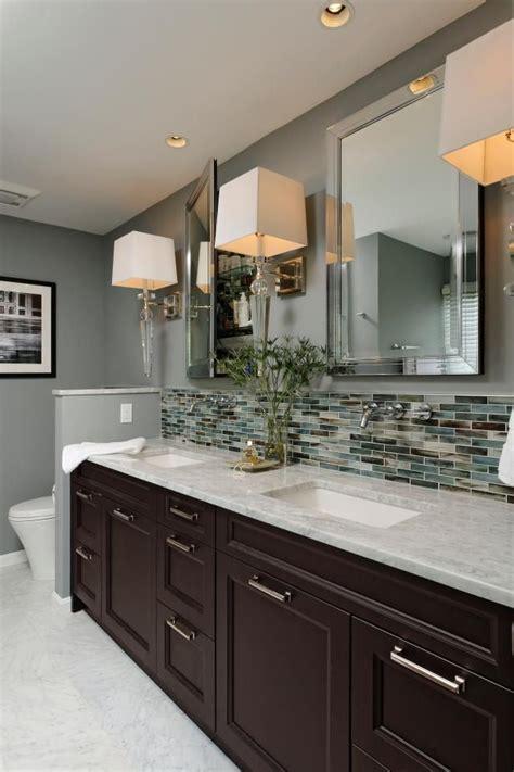 Contemporary Bathroom Backsplash Ideas by 81 Best Bath Backsplash Ideas Images On