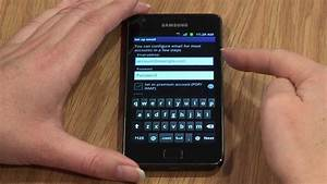 Samsung Galaxy S2 Quick Start Guide