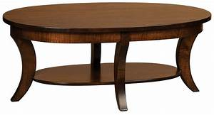 amish accent oval round coffee end table surrey street With oval coffee table and end tables