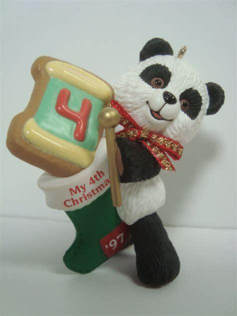 hallmark keepsake ornament child s fourth christmas