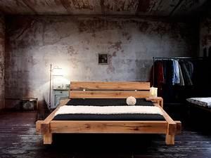 Betten 140 X 220 : maito doppelbett massivholzbett sumpfeiche ge lt 140 x 220 cm ge lt mit duokopfteil ~ Bigdaddyawards.com Haus und Dekorationen