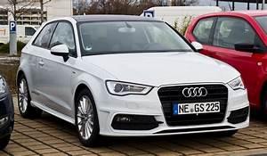 Audi A3 Tfsi : file audi a3 1 8 tfsi ambition s line 8v frontansicht 31 dezember 2012 d ~ Medecine-chirurgie-esthetiques.com Avis de Voitures