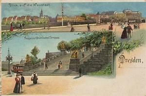 Zählt Terrasse Zur Wohnfläche : dresden sachsen treppe zur br hlschen terrasse blick ~ Lizthompson.info Haus und Dekorationen