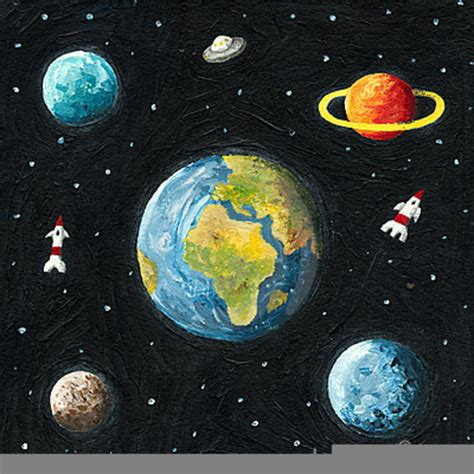 Universe Clipart Clipart Of The Universe Free Images At Clker