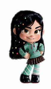 Vanellope Von Schweetz Hair2 Png ... by 9029561 on DeviantArt