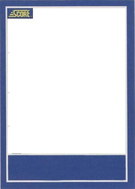 baseball card template peerpex
