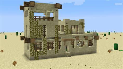 minecraft   build  desert stone house youtube