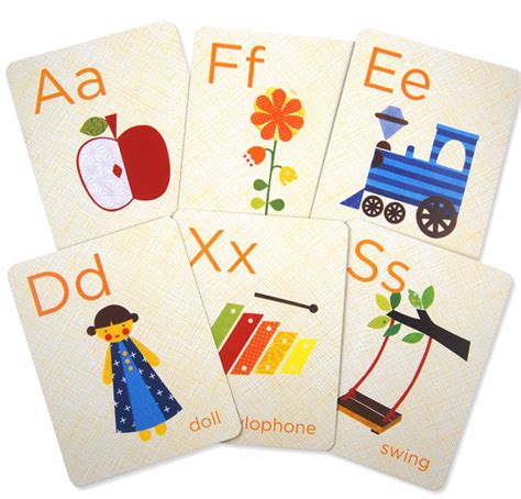 R + R Creations Toddler Time!flash Cards