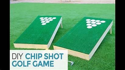 Golf Diy Chip Shot