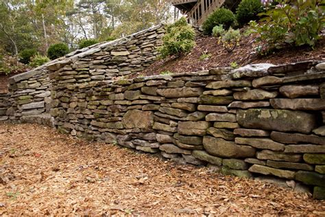 fieldstone retaining wall cost does this kind of stone retaining wall have a particular name what kind of person is able to