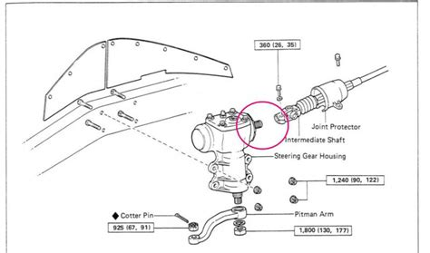 Seal Steering Diagram by Quot Clunk Quot In Front End When Turning Ih8mud Forum