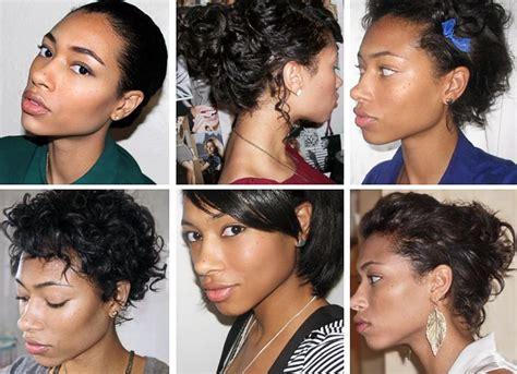 Best 25+ Short Relaxed Hair Ideas On Pinterest