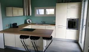 plan cuisine en u assortir son plan vitre prix u2013 33 With chaises italiennes salle manger pour petite cuisine Équipée
