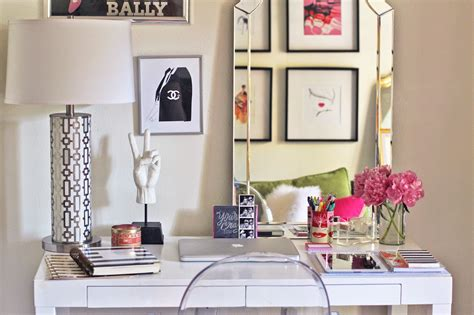 work desk decoration ideas give your desk a makeover with these 7 cute ideas
