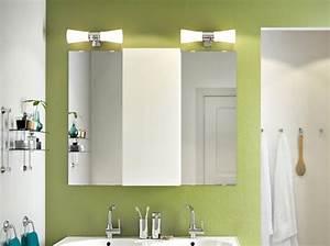 Luminaire Salle De Bain Design : 12 luminaires pour la salle de bains elle d coration ~ Teatrodelosmanantiales.com Idées de Décoration