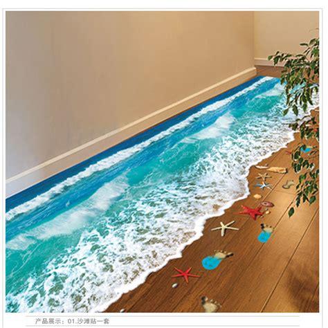 3d fußboden bilder 3d stereo wasserdicht wandtattoos wand fu 223 boden aufkleber ebay