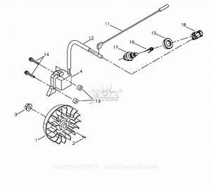 Shindaiwa T242 Parts Diagram For Flywheel