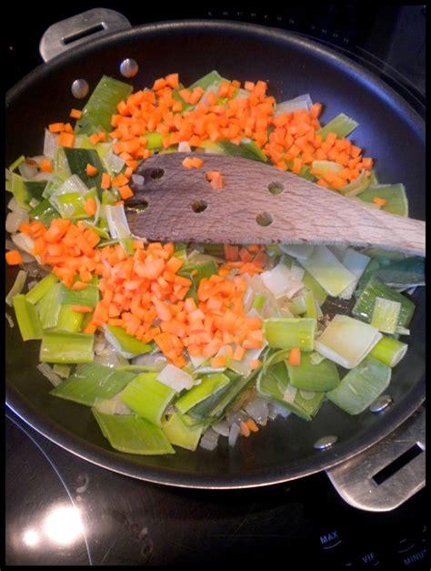 recette cuisine sur fr3 fondue de poireaux et de carottes facile et pas cher