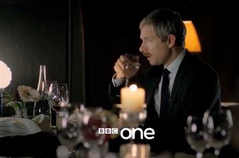 sherlock watson bbc series moustache mirror trailer showbiz baker return again season street tv things learned