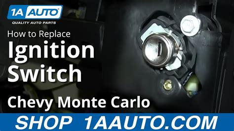 replace install ignition switch   chevy monte
