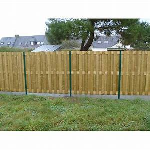 Panneau De Cloture Pas Cher : panneau de cloture en bois pas cher terrasse en bois ~ Premium-room.com Idées de Décoration