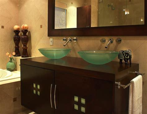 Bathroom Glass Shelves Ideas