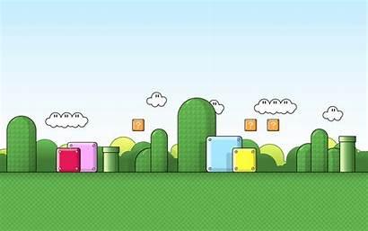Mario Super Wallpapers Base