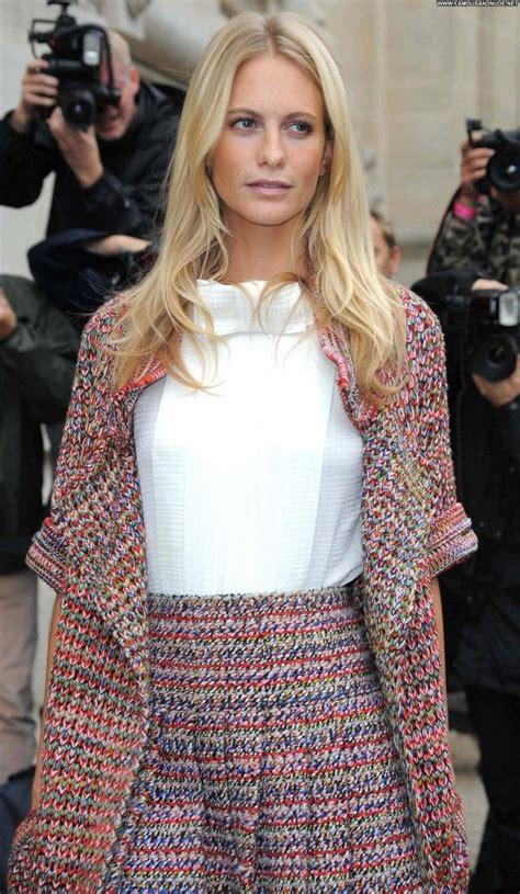 Poppy Delevingne Fashion Show Paris Celebrity Babe