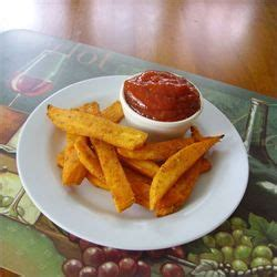 Easy Spicy Ketchup Dip for Sweet Potato Fries | Recipe ...