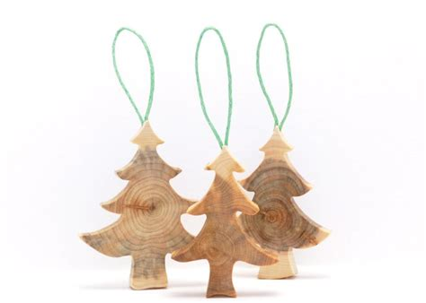 christmas wooden decorations wooden decorations made from juniper tree