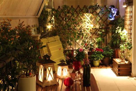deco veranda  belles idees avec des plantes  des fleurs