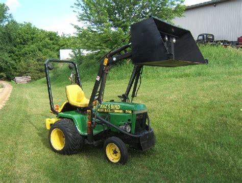 garden tractors tractors today