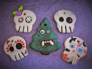 potionsmith creepmas cutout salt dough ornaments