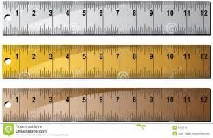 Inch Ruler Clip Art