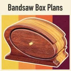 Band Saw Box Pattern