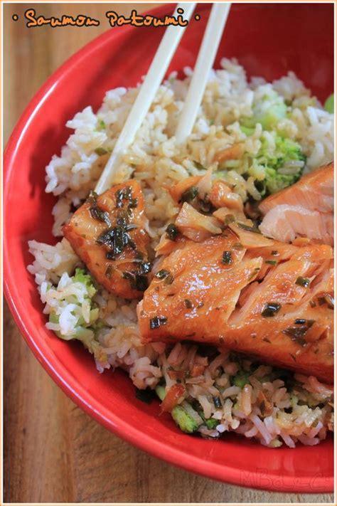 pavé de saumon patoumi express délicieux quot mes