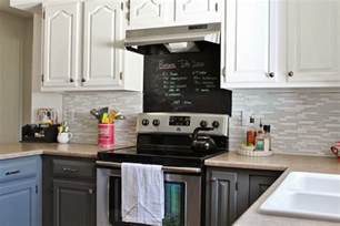 How Much To Replace Kitchen Cabinets by Remodelaholic Grey And White Kitchen Makeover