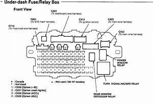 2007 honda accord relay location wiring diagram and fuse With door lock relay main fuse relaycar wiring diagram