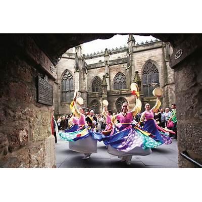 Edinburgh Festival Survival Guide - International