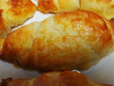recette pate a croissant recettes de croissants et p 226 tes
