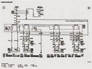 Wiring Diagram Mitsubishi Kuda