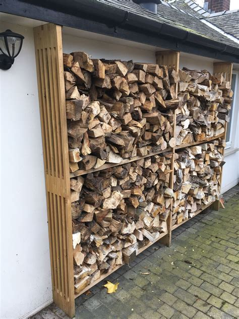 homemade simply log store   slate lats