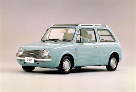 1987 Nissan Pao Concept - Concepts