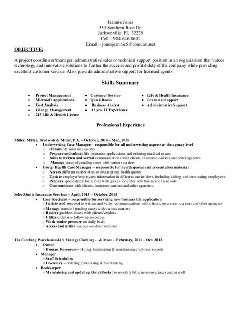 Functional Resume Sles by Jj 2015 Functional Resume Doc Update 04 06 15