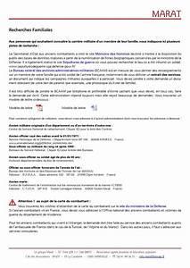 Calamo Recherches Familialesle Bureau Central Des