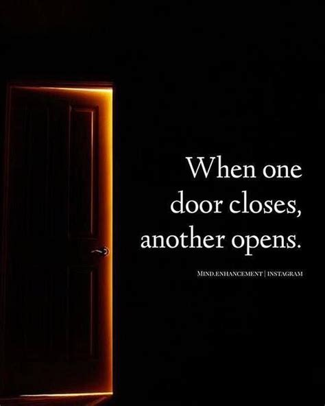 Positive Quotes  When One Door Closes  Quotes Boxes