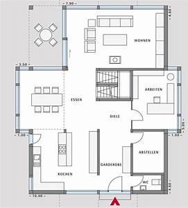Haus Raumaufteilung Beispiele : fertighaus von huf haus art 4 ~ Lizthompson.info Haus und Dekorationen