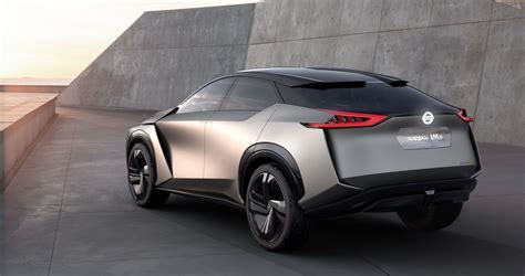 nissan imx electric suv concept  headed  production