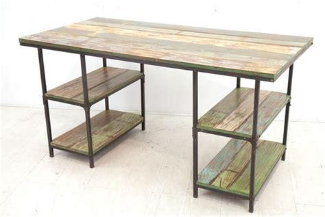 bureau fer meuble de bureau fer